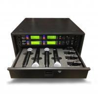 P&P Performance Shure UHF-R UR4D UR2